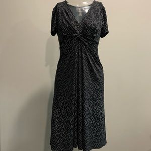 Joseph Ribkoff polkadot dress